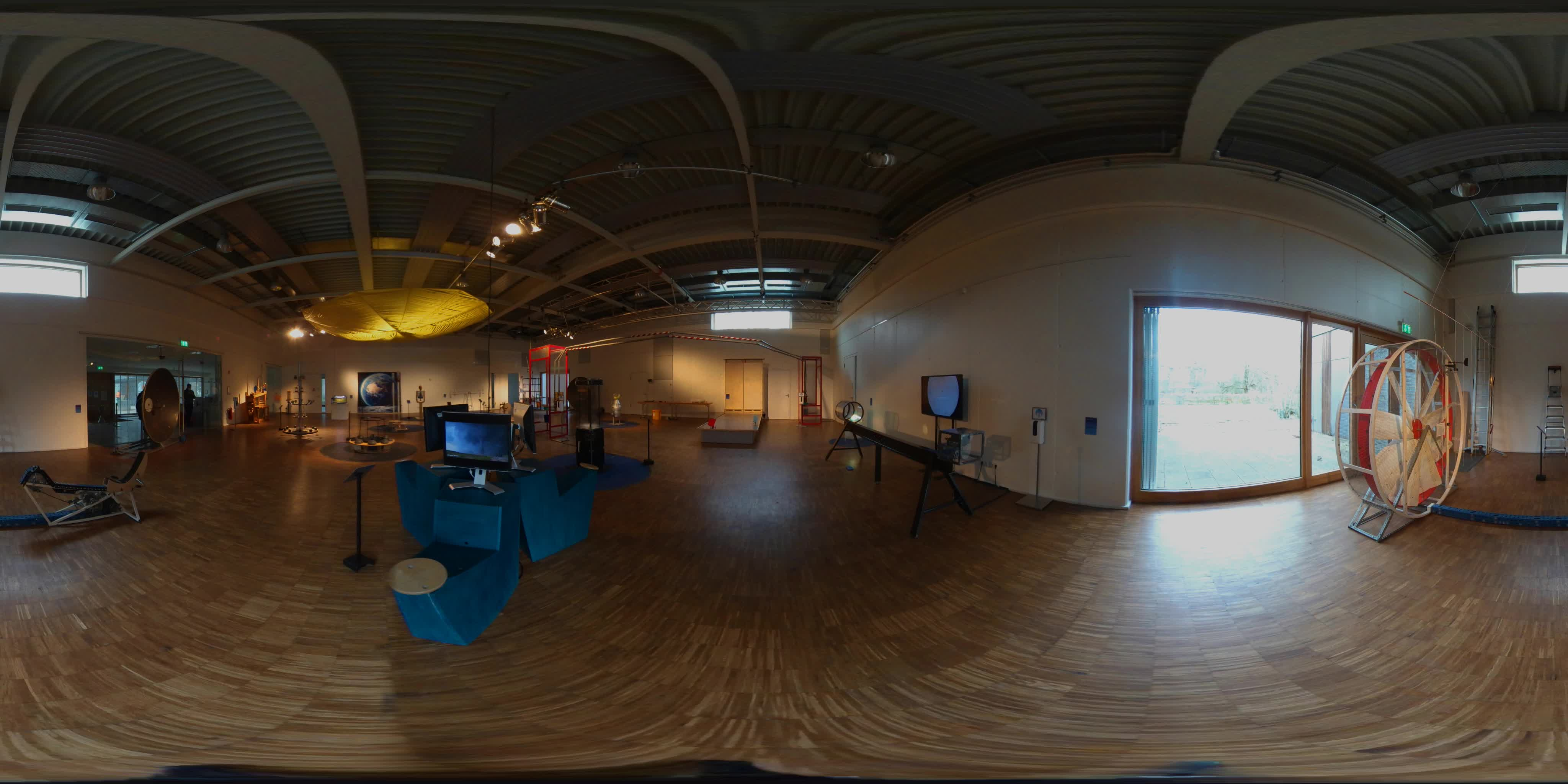 360 Grad Ausstellung 2